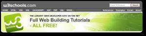 Sito Web del giorno: W3Schools Online Web Tutorials