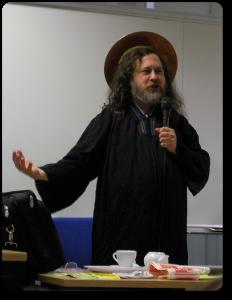 Richard Stallmann @ Ancona – 14 maggio 2010